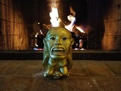 FERTILITY IDOL PROP With 2001  RAIDERS OF THE LOST ARK INDIANA JONES STAR WARS!