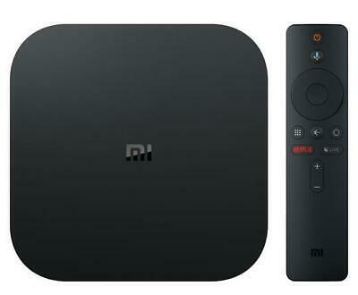 Xiaomi MI TV BOX S 4K 2+8GB WiFi Netflix UHD Android  Internet Media Streaming