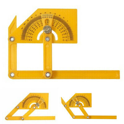 Goniometer 180 degree Protractor Angle Finder Arm Measuring Ruler Hot Sale 1Pcs