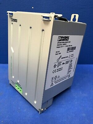 PHOENIX CONTACT UPS-BAT/VRLA/24DC/7.2AH UPS BATTERY 7.2 Ah