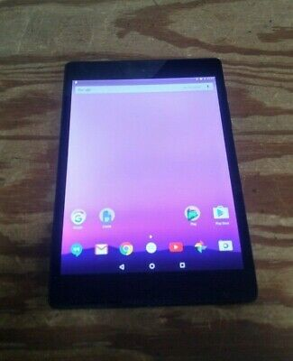 HTC Google Nexus 9 32GB- Black- WiFi Only- Fully Functional- READ BELOW