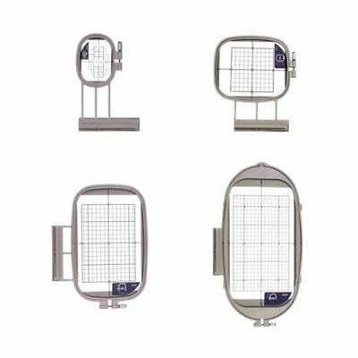 4 Hoops for Babylock Embroidery Machine ESANTE BLN ELLISIMO BLSO