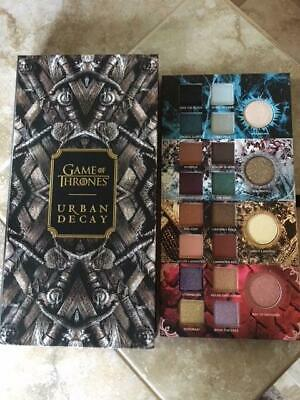URBAN DECAY Game of Thrones Eyeshadow Palette ~ Fast Shipping to USA