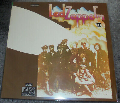 Led Zeppelin : II,Atlantic,LP
