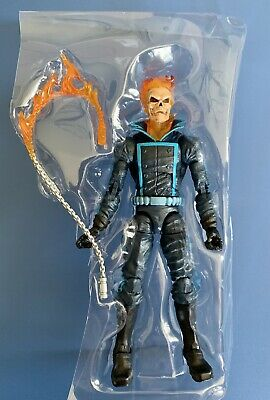 MARVEL LEGENDS CLASSIC Johnny Blaze GHOST RIDER Action Figure - Mint  Condition