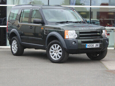 2006 06 LAND ROVER DISCOVERY 3 2.7 TDV6 SE AUTO 4x4 - DIESEL - ONE LOCAL OWNER!
