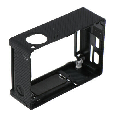 Black NEW HOT Camera Case Middle Frame for Gopro 4 , 1 Piece ABS Plastic