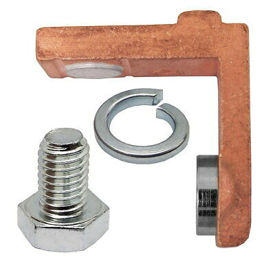 2555-73 Albright SD150 Fixed Copper Bar Contact Assembly