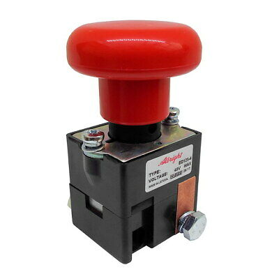ED125-4 Albright Emergency Battery Disconnect Switch 125A