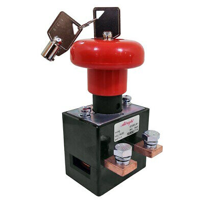 ED250LB-1 Albright HD Emergency Stop Switch with Key 250A 96V Maximum