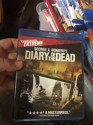 Diary of the Dead Blu Ray