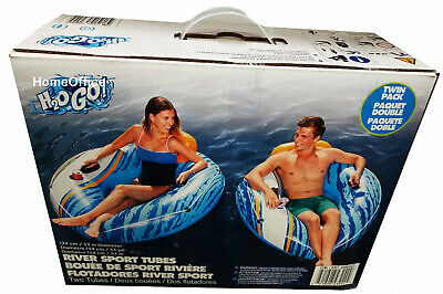 Adult Size Bestway H2o Go Twin Inflatble Tyres Tubes