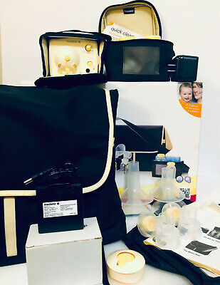 Medela PISA Pump_In Style Advanced Double Electric Breast Pump w/ Metro Tote