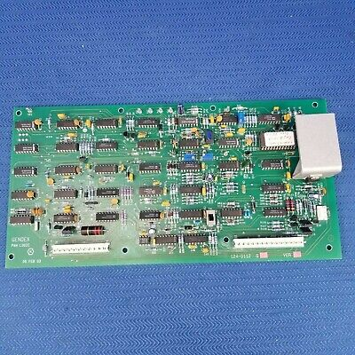 Gendex GX Pan Logic Board PN 124-0112