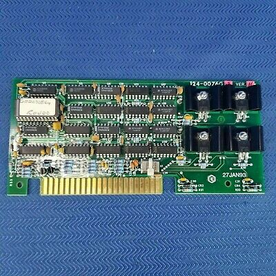 Gendex GX Pan Logic Board PN 124-0063G3