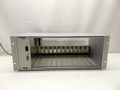 NI National Instruments SCXI-1001 Chassis Mainframe Power Module