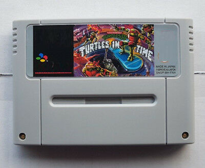 Turtles in Time SNES PAL - MODUL