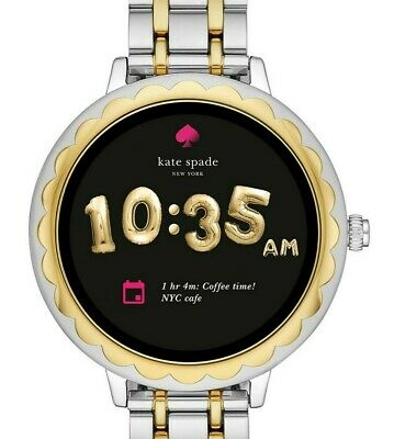"Kate Spade  Touch Screen Ladies Smart Watch  Watch"",  Kst2007, Nib With Tags"