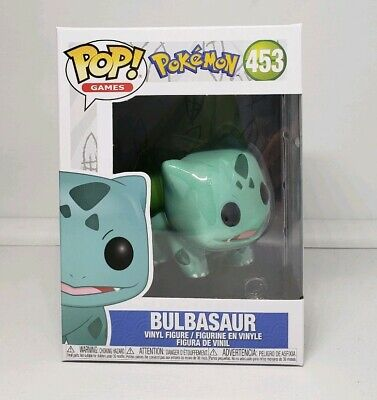 Funko Pop! Pokemon Bulbasaur Pop #453