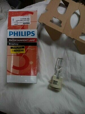 Philips MSR Gold 2000 FastFit 24573-8 2000W Bulb - possibly used
