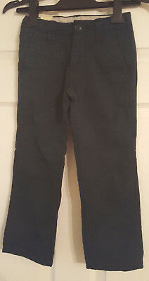 Boys Gap Age 5R Dark Green Trousers *BNWT*