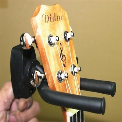 Guitar Hanger Hook Holder Wall Mount - electric / acoustic / bass