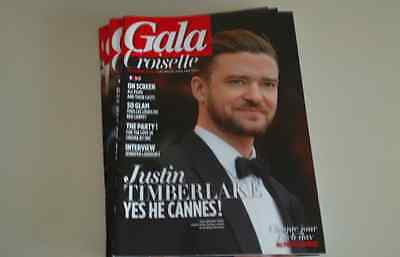 Gala Croisette Edition Festival de Cannes - Justin Timberlake / Collector - neuf