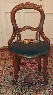 Pair of Victorian Parlor Chairs