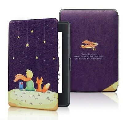Little Prince Smart Shell Magnet Case Cover For Amazon Kindle Paperwhite & Basic