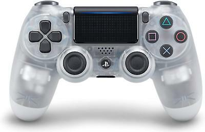 Genuine Sony PS4 DualShock 4 Wireless Controller for PlayStation 4 - Crystal UD