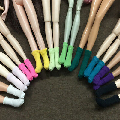 1 Pair Doll Socks for Blythe Azone 1/6 Doll Clothes Accessories JFMD