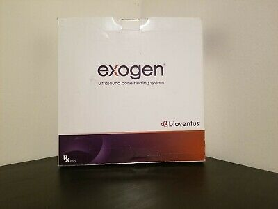 Bioventus Exogen Ultrasound Bone Healing System FOR PARTS AS IS NEEDS BATTERY