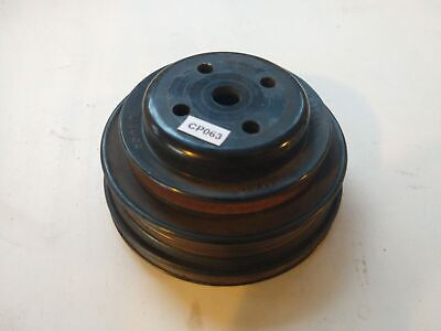 84-88 CHEVROLET/GM 5.0l HIGH OUTPUT WATER PUMP FAN PULLEY