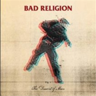 Bad Religion-The Dissent of Man (UK IMPORT) CD NEW