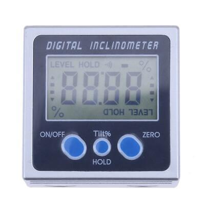 Digital Protractor Inclinometer Level Box Angle Meter Angle Gauge