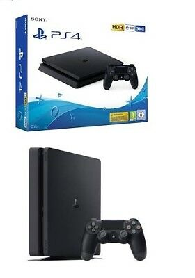 Sony Playstation 4 Slim 500 Gb Ps4 Garanzia Italia 24 Mesi