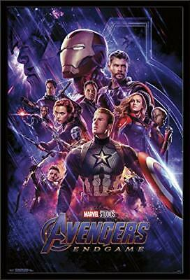 "Trends International Avengers: Endgame - One Sheet Wall Poster, 24.25"" X 35.75"","