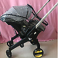 Original Waterproof Rain Cover Wind Dust Shield For Doona style Baby Strollers p