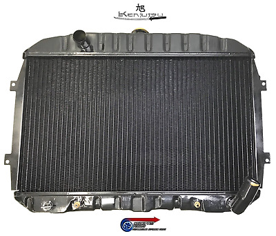 Kenjutsu OE Type Radiator - For S30 Datsun 260Z L26