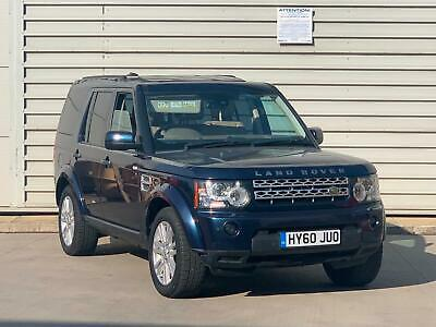 Land Rover Discovery 4 3.0TDV6 HSE