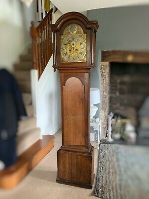 Longcase Clock Early 19th Century
