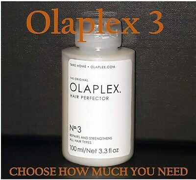 Olaplex 3 - Choose How Much You Need - Delivered In Easy Tear Sachets -