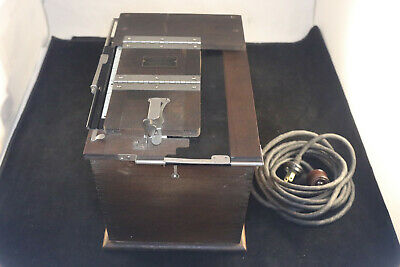 Vintage Eastman Kodak Amateur Printer Working Conditions 1900's Tested