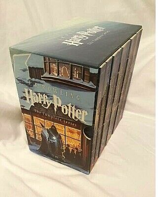 New Harry Potter Books 2-7...Special Edition Boxed Set