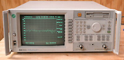 HP Agilent 8711C Transmission/Reflection Network Analyzer 300khz-1.3GHz 75-Ohms