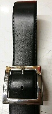 Belt Tom Ford Gucci Ford Vintage Man Chrome heart real leather genuine cintura