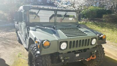 1993 Hummer H1 Military Hummer H1 HMMWV MILITARY