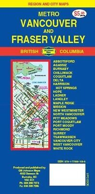 Canada Subway Map British Columbia.Map Of Vancouver To Okanagan Plus Skiing Wineries Canada By