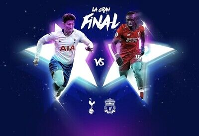 Champions League Final 2019 Return flight to Barcelona From Manchester