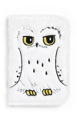 Authentic Harry Potter Primark Hedwig Owl Travel Passport Cover